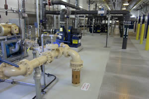 Albuquerque Waste Water Treatment Plant Coatings