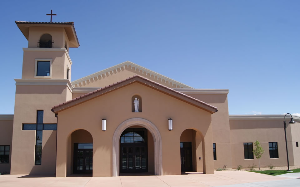 Albuquerque New Mexico Commercial Industrial Projects