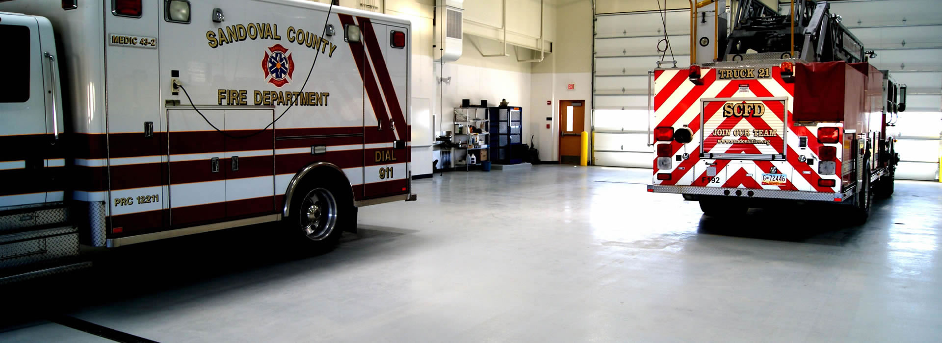 Albuquerque Commercial Painting Industrial Concrete Floor